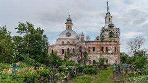 Вознесенская церковь, 1770 г.