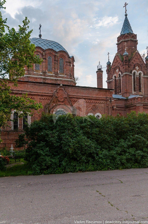 Церковь Кира и Иоанна, конец XIX — начало ХХ вв.