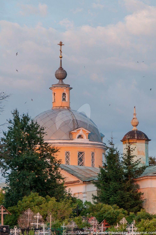 Трехсвятительская церковь, 1827 г.