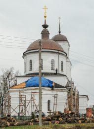 Церковь Сергия Радонежского, первая половина XIX в.