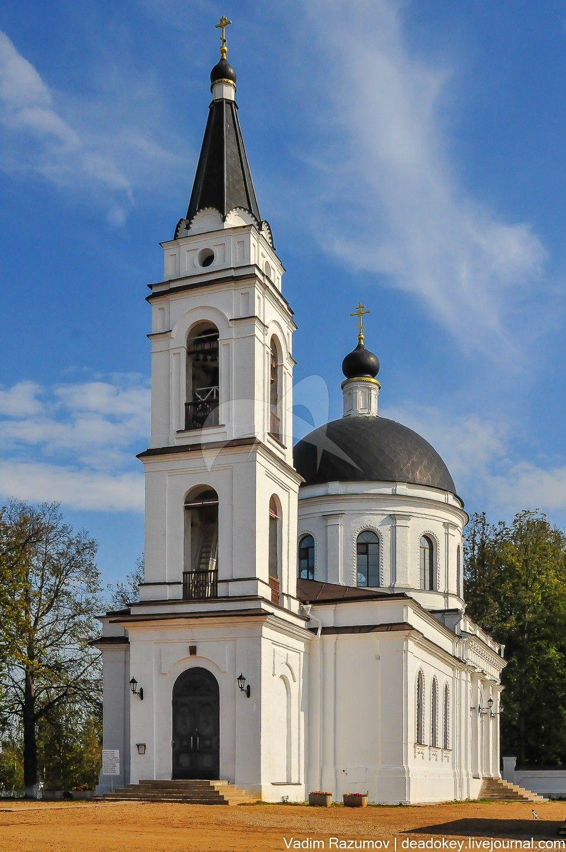 Церковь Николая Чудотворца, 1853-1875 гг., 1893 г.