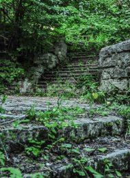 Лестница, усадьба «Соколово-Кучино» (Мыза)