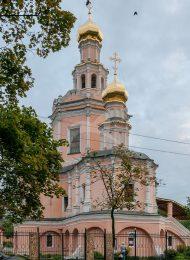 Церковь Бориса и Глеба, 1694 г.