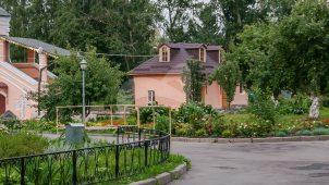 Сторожка, усадьба Прозоровских-Бекетовых «Зюзино»