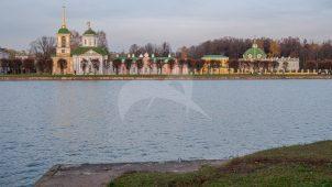 Ансамбль усадьбы Кусково (Шереметьевых), XVIII в.