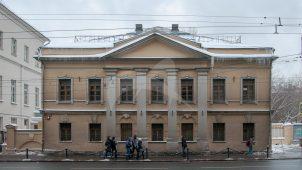 Жилой дом прокурора Синодальной конторы, 1817 г., арх. И.Н. Лизогубов