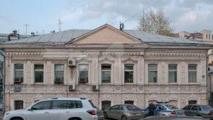 Городская усадьба М.Ф. Котова — Т.Г. Фомина, конец XVIII в. — XIX в.