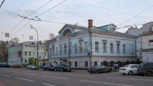 Дом, конец XVIII в., усадьба Воронцова-Дашкова