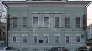 Дом, XVIII-XIX вв. с росписью плафона, усадьба Воронцова-Дашкова