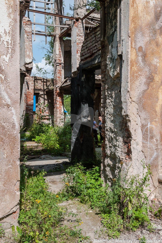 Церковь апостола Иоанна Богослова, XVIII в.