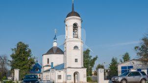 Церковь Рождества Пресвятой Богородицы, 1738 г., 1808 г.