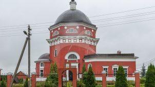 Церковь Иверской Богоматери, 1797-1799 гг.