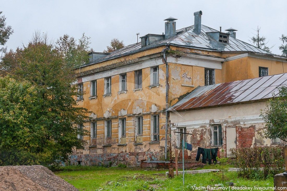 Главный дом, начало ХХ в., усадьба «Сонино» Е.И. Чикиной