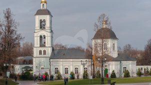 Церковь, усадьба «Царицыно»