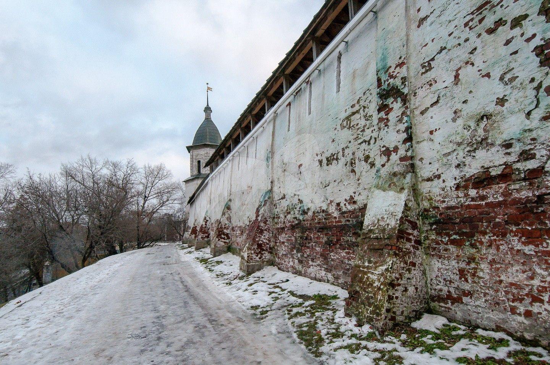Башня северо-западная, Андронников монастырь
