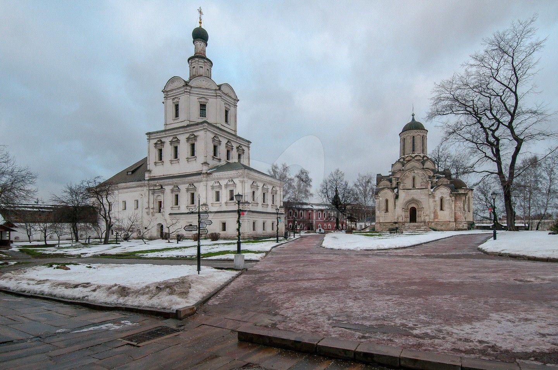 Ансамбль Андроникова монастыря
