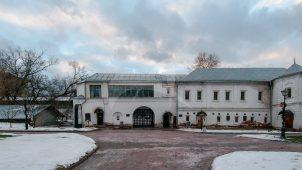 Настоятельские палаты, 1670 г., Андронников монастырь