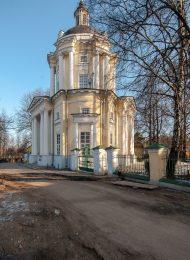 Церковь Владимирская, 1772-1777 гг., усадьба «Виноградово»