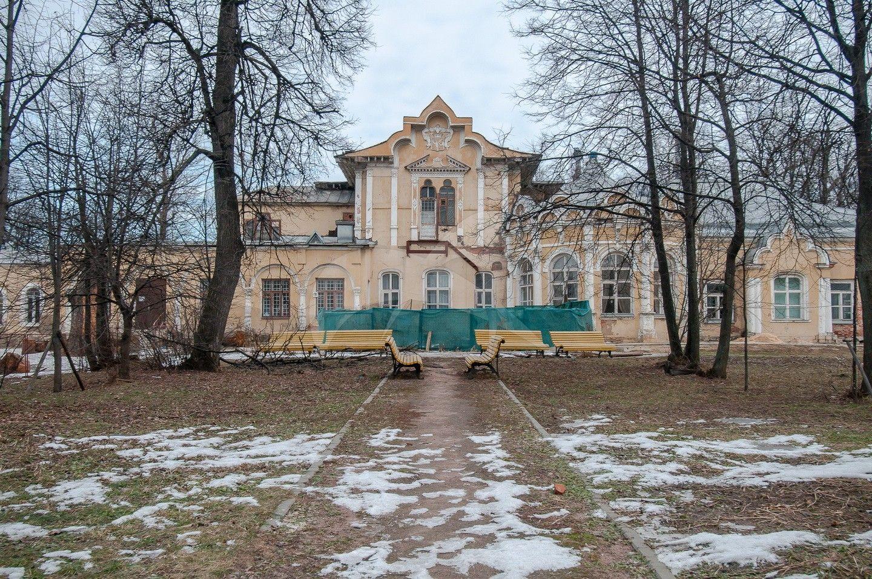Усадьба Алтуфьево, XVIII-XIX вв.