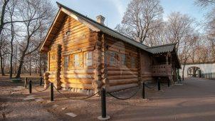 Домик Петра Первого, усадьба «Коломенское»
