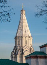 Ансамбль усадьбы Коломенское, XVI-XVII в.