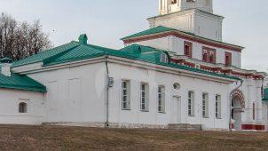 Полковничья палата, усадьба «Коломенское»