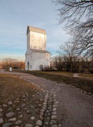 Башни: Водовзводная и Водяная, усадьба «Коломенское»