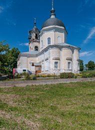 Церковь Рождества Богородицы, ХVII в.