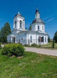 Никольская церковь, 1754 г.