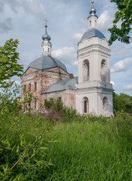 Казанская церковь, 1780г., усадьба «Богородское», XVIII — XIX вв.