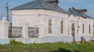 Сторожка северная, церковь Казанская, XVII в.
