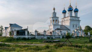 Церковь Казанская, ХVII в.