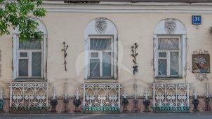 Флигель, XIX в., городская усадьба Баулиных