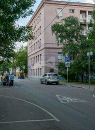 Дом работный. Здесь в 1918 г. Ленин В.И. выступал на московской областной конференции работниц, конец XIX — XX вв.