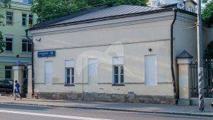 Флигель, 1-я треть XIX в., городская усадьба Н.Я. Аршеневского
