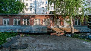 Флигель восточный, XIX в., XX в., городская усадьба Н.Я. Аршеневского