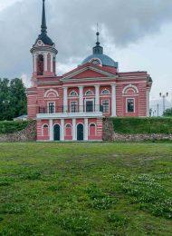 Церковь Рождества Христова, 1828-1831 гг.