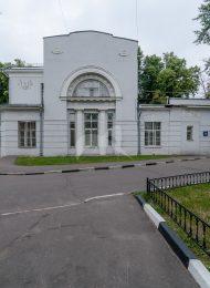 Ансамбль Голицынской больницы, конец XVIII-XIX вв.