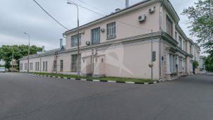 Ансамбль первой градской больницы, 1828-1833 гг., 2-я половина XIX в., начало XX в.