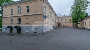 Богадельня, 1806-1810 гг., ансамбль Голицынской больницы