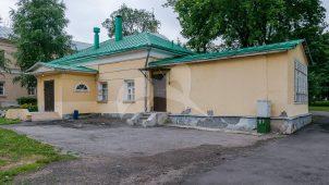 Службы (зимняя сушильня), 1803 г., начало 1820-х гг., ансамбль Голицынской больницы