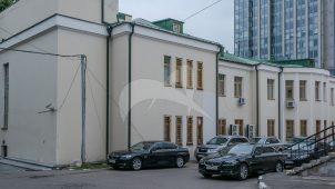 Восточный флигель, ансамбль 2-й Градской больницы, конец XVIII — начало XIX вв.