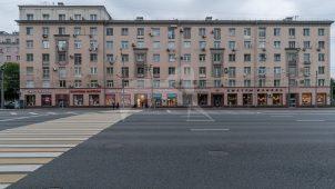 Жилой дом, 1939-1940-е гг., арх. А.Г. Мордвинов, ансамбль жилых домов, 1939-1940-е гг.