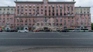 Жилой дом, 1939-1940-е гг., арх. А.Г. Мордвинов, Г.П. Гольц, ансамбль жилых домов, 1939-1940-е гг.