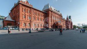 Здание Городской думы, 1890-1892 гг., арх. Д.Н. Чичагов (здание музея В.И. Ленина)