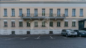 Главный дом, 1826 г., усадьба А.М. Гедеонова