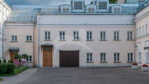 Служебные корпуса, усадьба А.М. Гедеонова