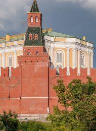 Оружейная башня, ансамбль Московского Кремля