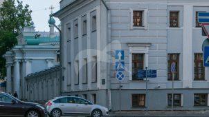 Северный флигель (конюшни), дом Пашкова