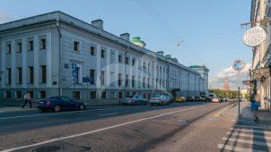 Южный флигель (манеж), дом Пашкова